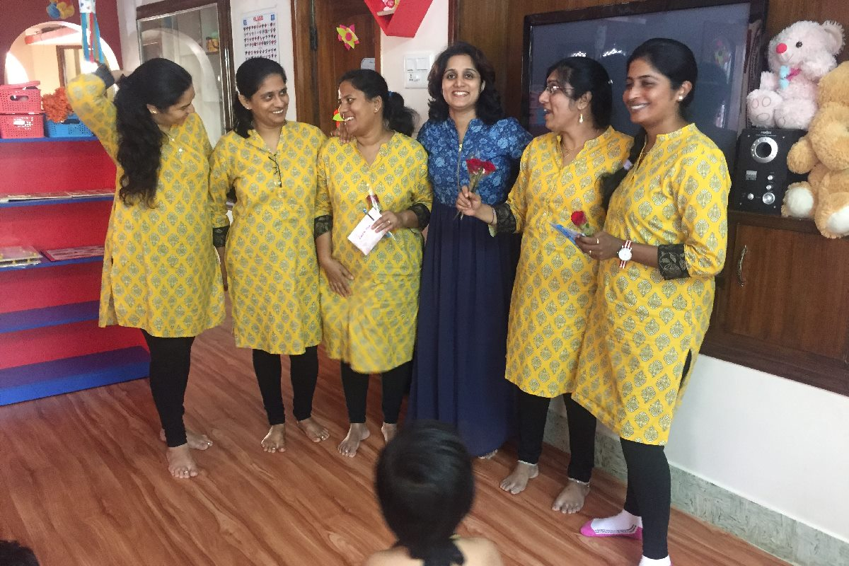 Montessori Teachers Training Course Mysore Kuvempunagara Ninos Nest Preschool And Daycare