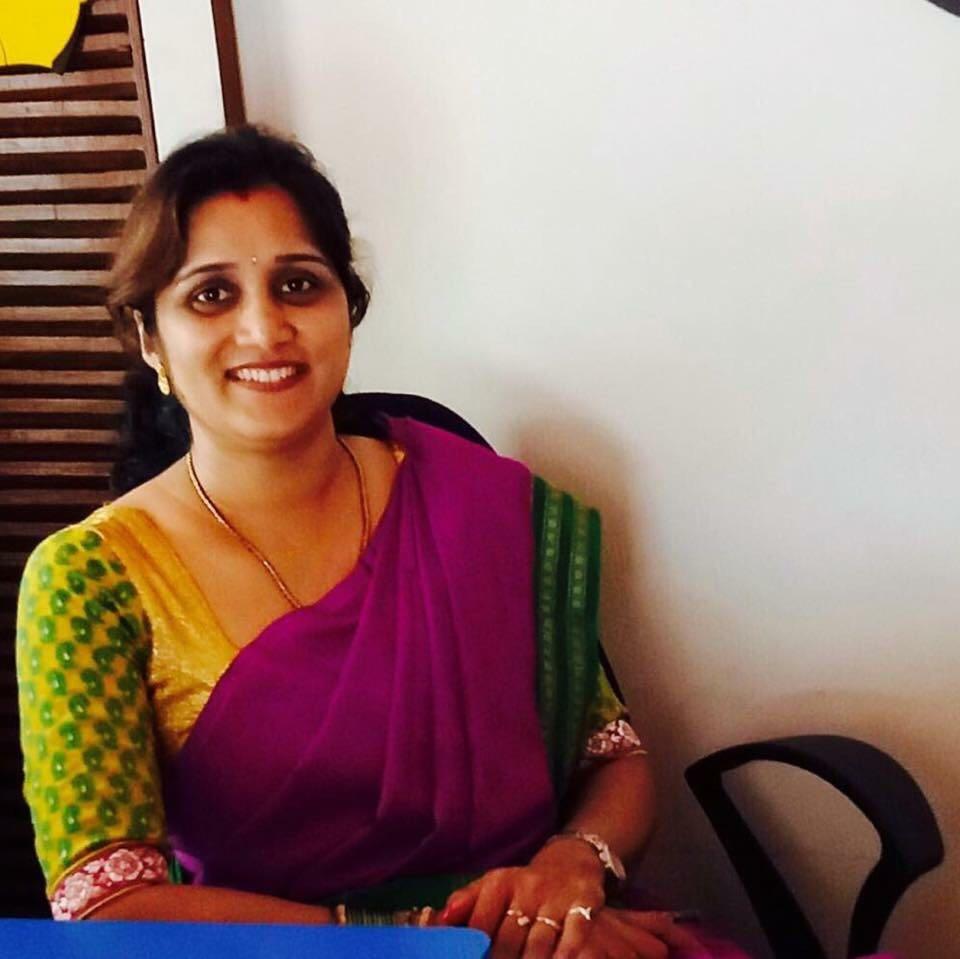 Rashmi Kaveramma T B